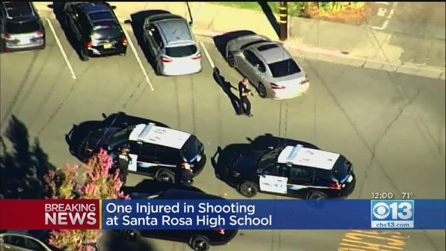 One Injured in Shooting Outside California High School, 16-Year-Old Shooter in Custody
