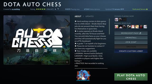 A Dota 2 custom mode may be 2019's most popular new game | QueeNews