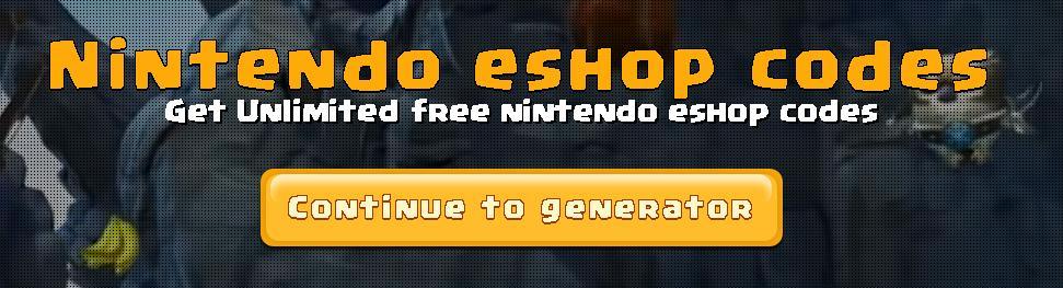 Codigos De Nintendo Eshop Gratis Juego