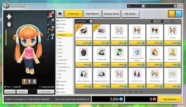Maplestory 2 Spieler Verkaufen Weiterhin Beleidigende Gegenstände An