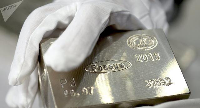Novo Ouro? Graças à China, preços do paládio batem recorde histórico