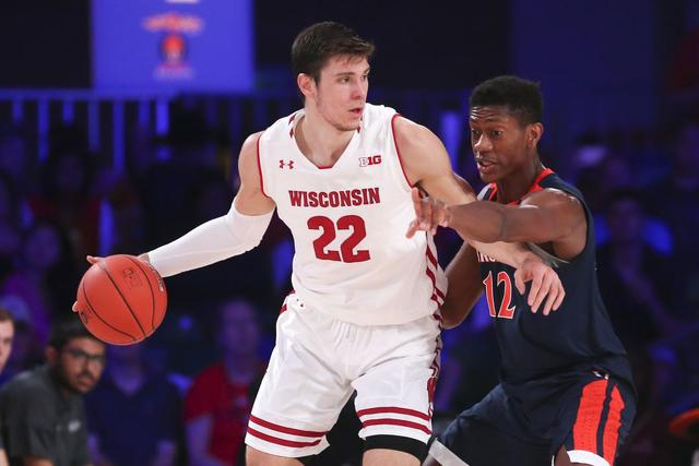 Meet Wisconsin, which Ethan Happ-ens to be back on the rise