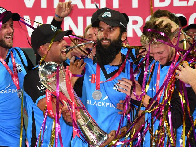The fixtures to watch out for in this season's Vitality Blast