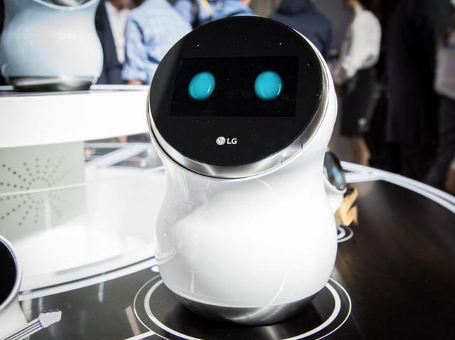 LG creates new robotics and autonomous vehicles divisions