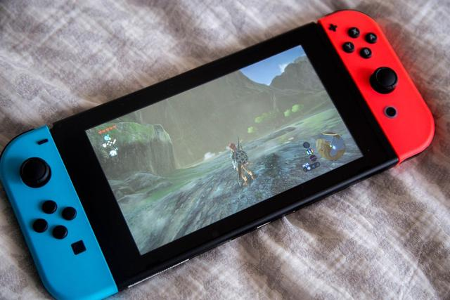 Nintendo Switch Sales Forecast Edges Past Ps4 Xbox In 2019 Juego