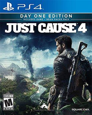 Just Cause 4 Ps4 Pro And Xbox One X Enhancements What Are The
