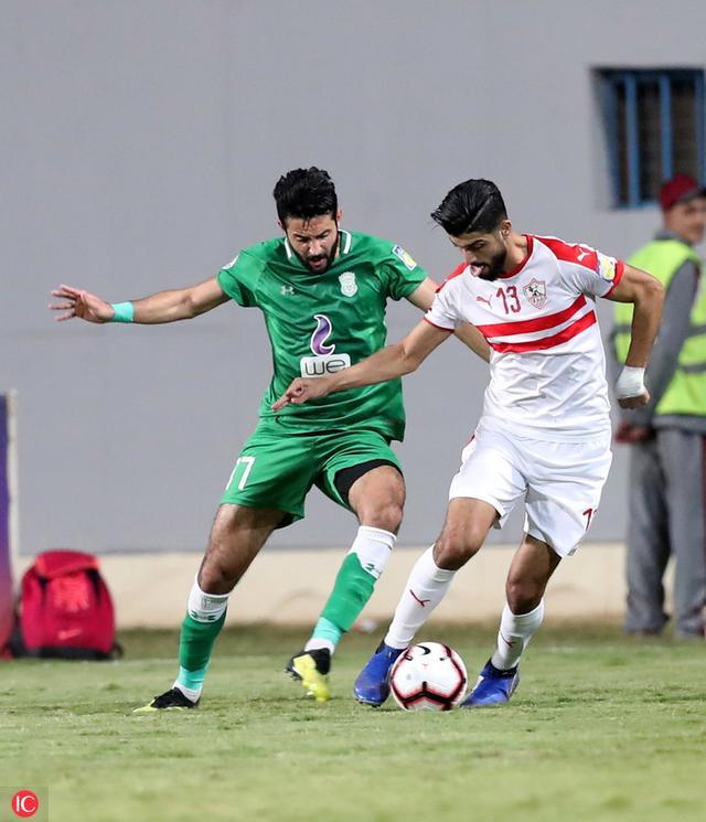 Zamalek Sc Vs Al Ittihad Alexandria 国际 蛋蛋赞