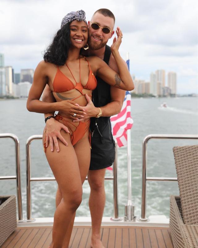 Kayla Nicole, Travis Kelce's Girlfriend: 5 Fast Facts You Need to ...