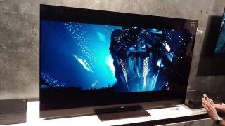 Hands on: Panasonic GZ2000 4K OLED TV review   QueeNews