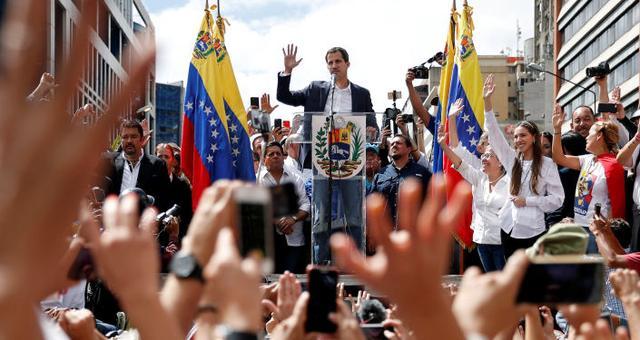 Realização do cenário militar na Venezuela SE tornará uma catástrofe, diz Moscou