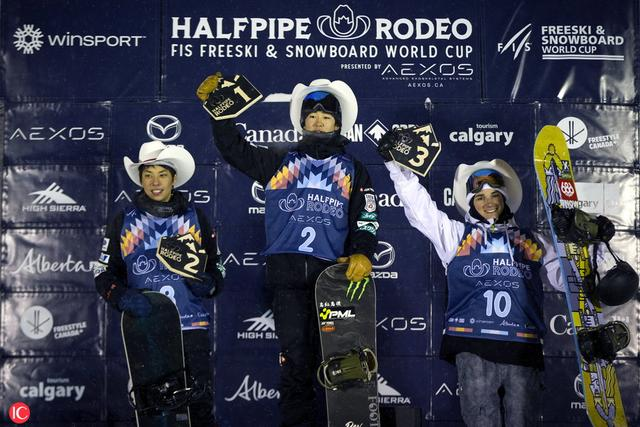 Half Pipe Rodeo at FIS Freeski and Snowboard World Cup   QueeNews