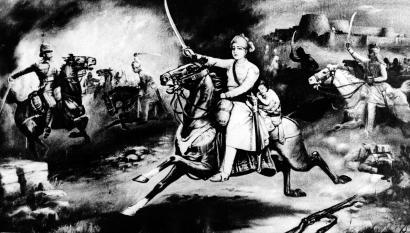 Long before 1857, Indians rose against the British in a now-forgotten mutiny