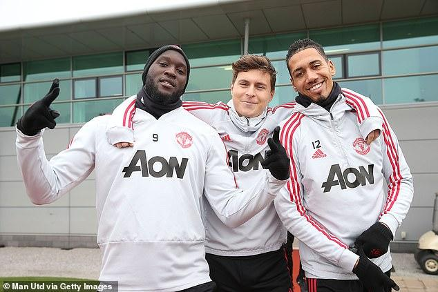 91cfe29ea Jesse Lingard rejoins Manchester United squad after their Champions League  heroics in
