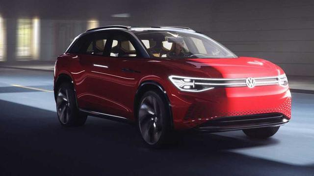 Vw Reveals I D Roomzz Electric Suv Concept With 280 News Update