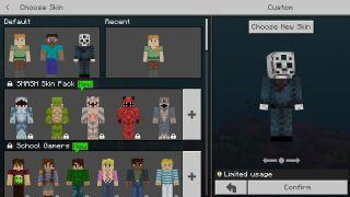 The best Minecraft skins: from Thanos to Homer, bring some familiar