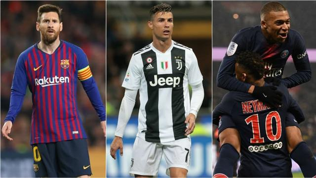 a80a5610225646 The 10 Highest Paid Footballers in Europe | QueeNews
