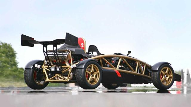 2010 Ariel Atom 500: Supercar Sunday