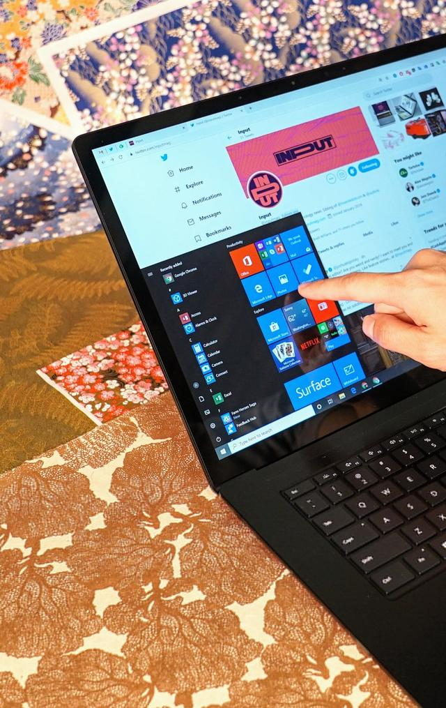 Microsoft's 15-inch Surface Laptop 3 is practically perfect