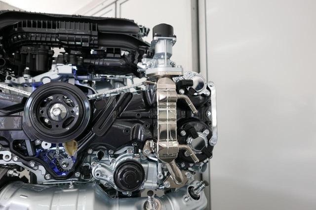 【永久保存版】CB18|スバル新型水平対向エンジン完全ガイド【現役社員が徹底解説】|EGRシステム