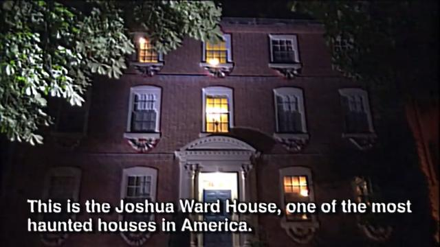 Salem's Most Haunted House Will Terrify You