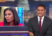 'Daily Show's' Trevor Noah Rails Against Omarosa: 'She Was Not Fighting for Black People'