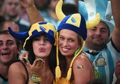 Top 10 Countries With The Most Beautiful Soccer Fans