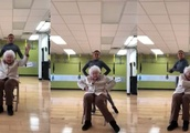 This 93-Year-Old Woman's Laughter Just BROKE The Internet And It Will Certainly BREAK You As Well!