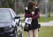 The Latest: School shooting survivors head to state capital