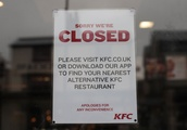 KFC chicken shortage: Met Police called over fast food chain's chicken 'drought'