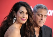 George and Amal Clooney donate $500,000 to gun control march after Florida shooting