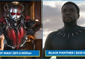 Here's How Much Money MCU Movies Have Made in Their Opening Weekends