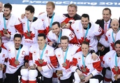 Canada triumphs over Czechs to win men's hockey bronze