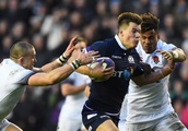 Huw beauty as Scotland stun England in Six Nations