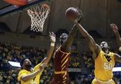 Carter makes history as No. 21 WVU beats Iowa State 85-70