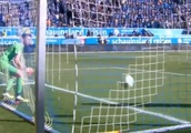 Thirsty Duisburg goalkeeper suffers real-life Fifa glitch by ignoring a goal