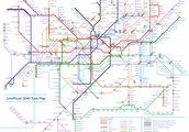Tube map redesign reveals how London Underground network could look in 2040