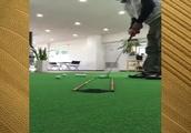 これどう思う!?ゴルフ雑誌で見たパター練習方法を試してみた!!【ゴルフ】