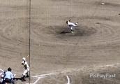 高校野球ドラフト目玉!報徳小園のホームラン