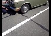 ガンバれ!ガンバれ〜〜!車のありがたみ!名車セドリック