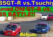 R35GT-R vs.土屋圭市 歴代チューンドGT-R vs.ノーマルR35 BATTLE!!【Best MOTORing】2007