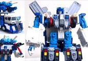【機動隊長】ゴッドマグナス トランスフォーマー カーロボット ヲタファの変形レビュー / Transformers (RID) Ultra Magnus