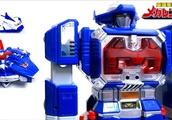 【電磁戦隊 メガレンジャー】サーフィンしようぜ!電磁合体 DXギャラクシーメガ ヲタファの歴代戦隊ロボレビュー / DX Galaxy Mega Astro Megazord