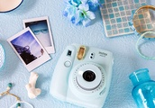 Capture Memories In An Instant With This Cute Instax Camera
