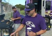 Ravens Fans Bring Flavor, Excitement To Home Tailgates