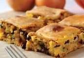 Greek pastry: Bake kolokythopita with pumpkin - not zucchini
