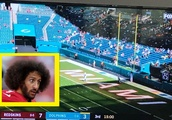 NFL Can't Beat The 'Kaepernick Curse' as Stadiums Around the Country Look Like Ghost Towns, Ratin
