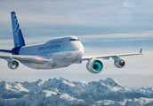 Retired Boeing 747 to become testbed for revolutionary new engines