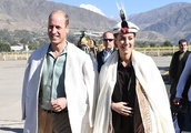 We Found a Replica Pair of the Slouchy Brown Boots Kate Middleton Wore in Pakistan-and They're Half