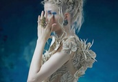 Chinese designer Guo Pei to host first London show