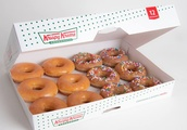 Krispy Kreme Brings Its Hot Glazed Doughnuts to the Atlanta Airport